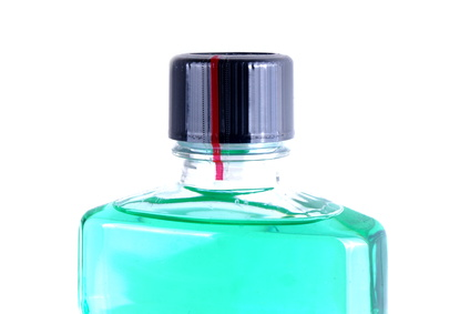 Green mouthwash