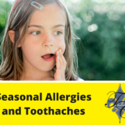 dr tim chauvin lafayette la dentist Seasonal Allergies and Toothaches